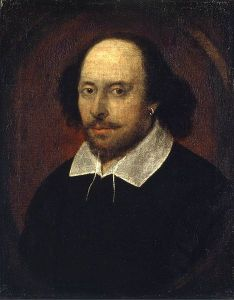 The Chandos Portrait of William Shakespeare