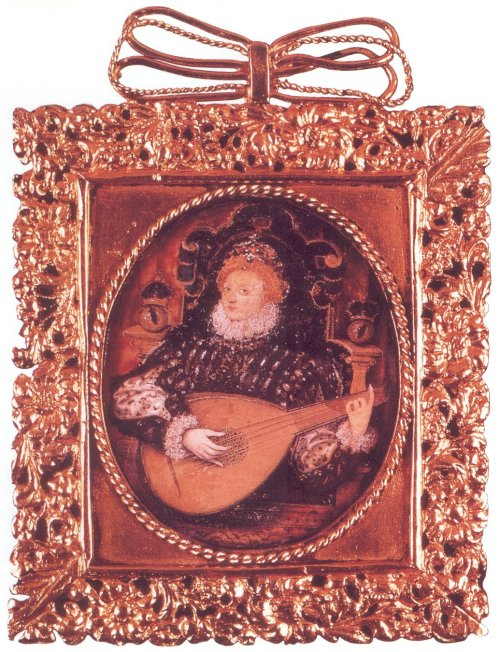 elizabeth and lute