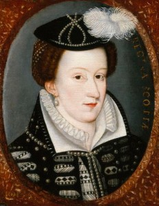 NPG 1766,Mary, Queen of Scots,by Unknown artist