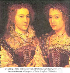 penelope and dorothy devereux