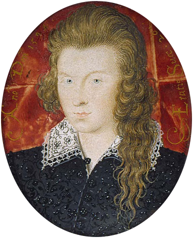 henry wriothesley miniature