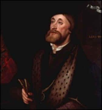Thomas Wriothesley 1st Earl Southampton