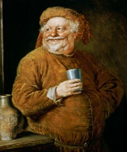 falstaff beaming