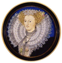 NPG 5994; Mary Herbert, Countess of Pembroke by Nicholas Hilliard