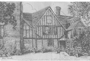 great posbrook farm illustration