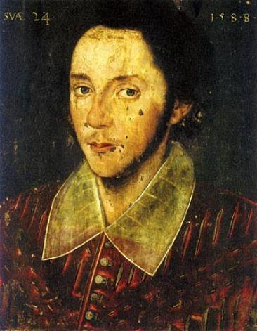shakespeare 1588