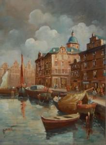 canal italian