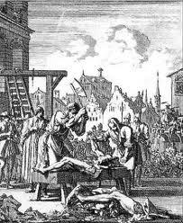 Chiddiock Tichborne execution