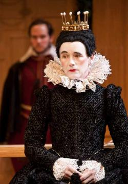 Mark Rylance as Olivia