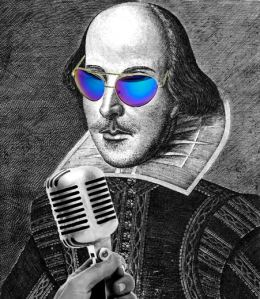 shakespeare with shades