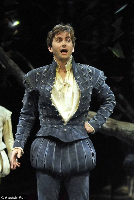 david tennant berowne big
