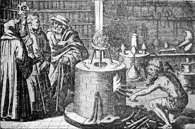 alchemical furnace