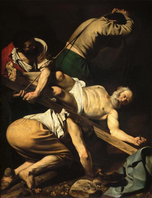 st. peter martyrdom
