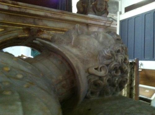 second earl southampton close up
