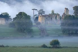 sherborne castle old romantic