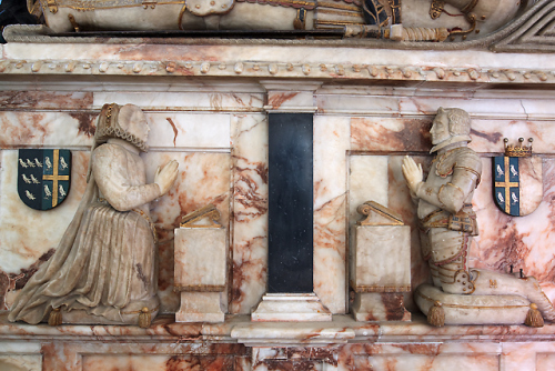 tomb-henry-wriothesley-in-prayer