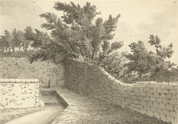 St. Augustine's Well in 1790