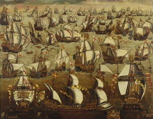Armada Sea Battle.