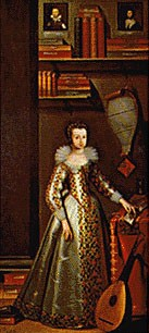 Anne Clifford at 15