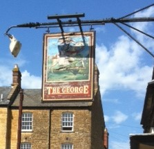 george sign (2)