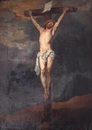 crucifixion van dyk