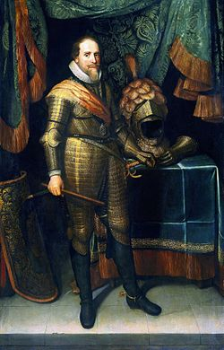 maurice of nassau, prince of orange.