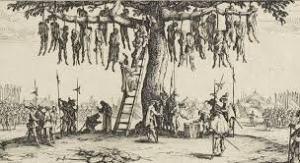 hanged men