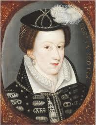 mary stuart hat feather