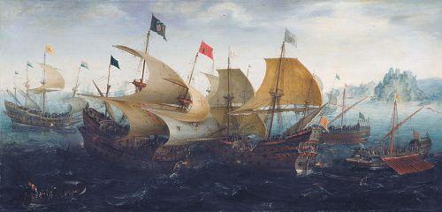 cadiz battle