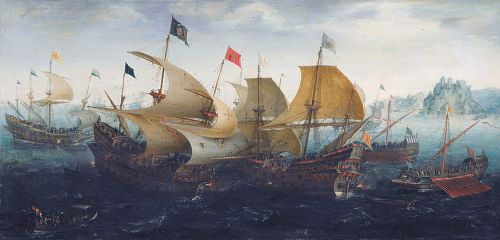 cadiz battle