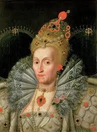 elizabeth 1590's