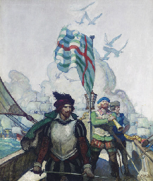 essex sails for cadiz
