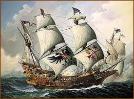 galleon, spanish