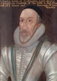 howard, charles first earl of nottingham