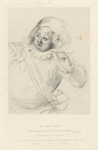NPG D21826,'Sir Toby Belch',by; published by; after Richard James Lane; J. Dickinson; Sir Thomas Lawrence
