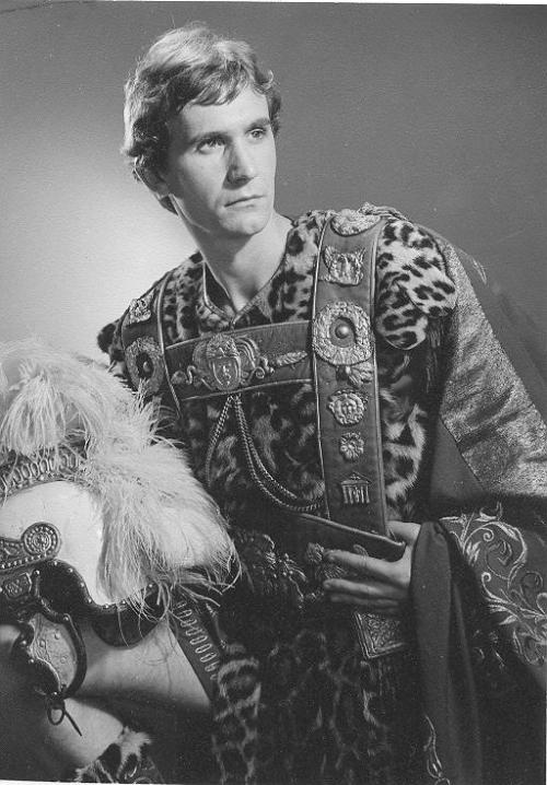 paul greenhalgh as alexander the great