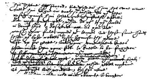 thomas more manuscript
