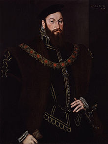 anthony browne, first viscount montague.