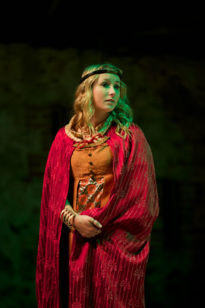 Jenny Bradshaw as Cordelia
