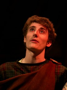 Tom Piercey as The Duke of Cornwall.