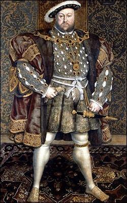 henry VIII 2.