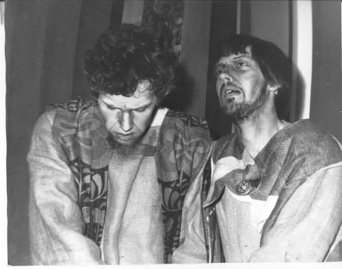 stewart and john in King Lear