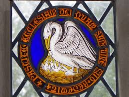 christ as pelican