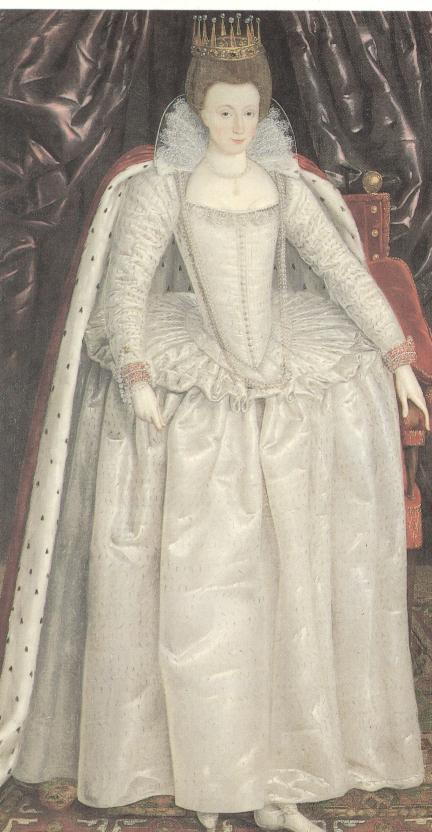Eliz Vernon as Countess