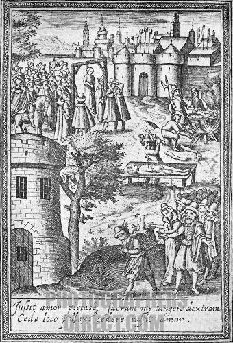 The Execution of Edmund Jennings