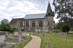 st. peter's titchfield
