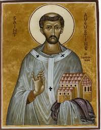 St. Augustine of Canterbury.
