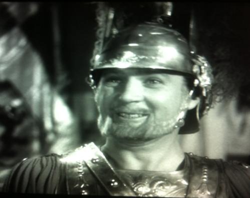 Ian Hunter as Theseus