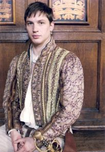 Tom Hardy as Robert Dudley