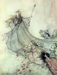 fairy procession